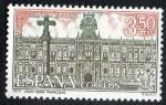 Sellos de Europa - España -  2068- Año Santo Compostelano. Hostal de Sant Marcos.