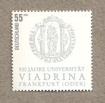Stamps Germany -  500 Aniv Universidad Viadrina