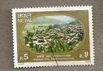 Sellos del Mundo : Asia : Nepal : Panauti