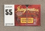 Stamps Germany -  Integración:Nuestro futuro