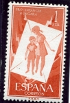 Stamps : Europe : Spain :  Pro Infancia Húngara