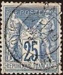 Stamps France -  Clásicos - Francia