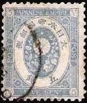 Stamps Japan -  Clásicos - Japón
