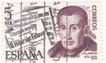 Stamps Spain -  HILARIÓN ESLAVA- Personajes españoles  (U)