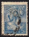 Sellos de America - Argentina -  SEMANA DEL MAR.