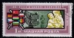 Sellos de Europa - Hungría -  2471- 20º aniv. Pacto de Varsovia