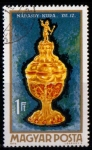 Sellos de Europa - Hungría -  2130- Orfebrería