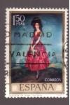 Stamps Europe - Spain -  Duquesa de Alba- Zuloaga
