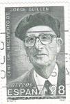 Sellos de Europa - España -  centenario del nacimiento de Jorge Guillén-(U)