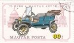 Sellos de Europa - Hungría -  FORD
