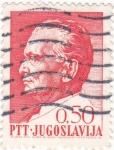 Sellos del Mundo : Europa : Yugoslavia : Mariscal Tito