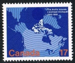 Stamps Canada -  THE ARTIC ISLANDS