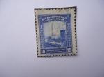 Stamps Colombia -  Cartagena - Fortificación Espñola