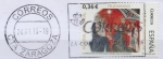 Stamps Spain -  ESPAÑA 2012_NAVIDAD 0,55 US$
