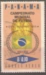 Sellos de America - Panamá -  CAMPEONATO  MUNDIAL  DE  FUTBOL