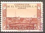 Sellos de America - El Salvador -  COOPERATIVA  PESQUERA  DE  ACAJUTLA