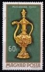 Sellos de Europa - Hungría -  2129- Orfebrería húngara