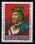 Sellos de Europa - Hungría -  2234- 500º aniv. Gyorgy Dozsa