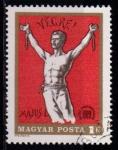 Sellos de Europa - Hungría -  2031- 50º aniv. República 1919
