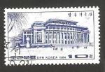 Stamps North Korea -  1781 CB - Gran Teatro de Hamheung