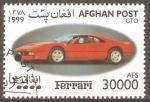 Stamps : Asia : Afghanistan :  FERRARI