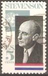 Stamps United States -  ADLAI  STEVENSON
