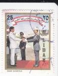 Stamps Lebanon -  Samir Ghantous