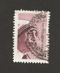 Stamps India -  Madre Teresa