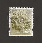 Stamps United Kingdom -  Hojas de roble