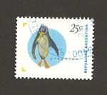 Sellos de America - Argentina -  Pingüino