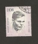 Stamps Germany -  Albert Richter