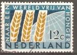 Stamps Netherlands -  PROTECCIÒN  CONTRA  EL  HAMBRE