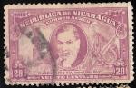 Sellos de America - Nicaragua -  RUBÉN DARÍO. XXV ANIVERSARIO.