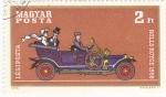 Sellos de Europa - Hungría -  ROLLS-ROYCE 1908