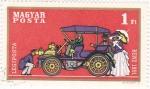 Stamps Hungary -  BENZ 1901