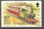 Stamps Europe - Isle of Man -  KISSACK  DEJANDO  SAN  JUAN