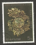 Stamps North Korea -  1462 - Reliquia del periodo Koguryo