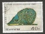 Sellos de Asia - Corea del norte -  1461 - Reliquia del periodo Koguryo