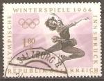 Stamps Austria -  PATINAJE  FEMENINO