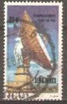 Stamps Mexico -  COMUNICACIONES  PARA  LA  PAZ