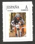 Stamps Europe - Spain -  Iñaki Lejarreta, ciclista (1983-2012)