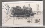 Sellos de Europa - España -  2005.6 Locomotora (807)