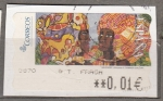 Sellos de Europa - España -  2005.7 Africanas II (808)