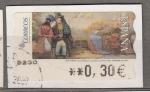 Sellos de Europa - España -  2005.18 Igor Fomin (818)