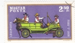 Stamps Hungary -  FORD