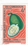 Stamps Cameroon -  FRUTA TROPICAL