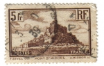 Stamps : Europe : France :  Monte St. Michel