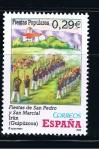 Sellos de Europa - España -  Edifil  4242  Fiestas de San Pedro y San Marcial. Irún ( Guipuzcoa ).