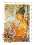 Stamps : Africa : Equatorial_Guinea :  Arte Indio