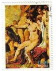 Stamps : Africa : Equatorial_Guinea :  El Aseo de Venus